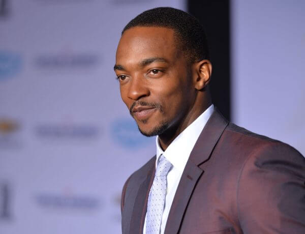 Happy birthday to Anthony Mackie, the actor who played Falcon in the MCU