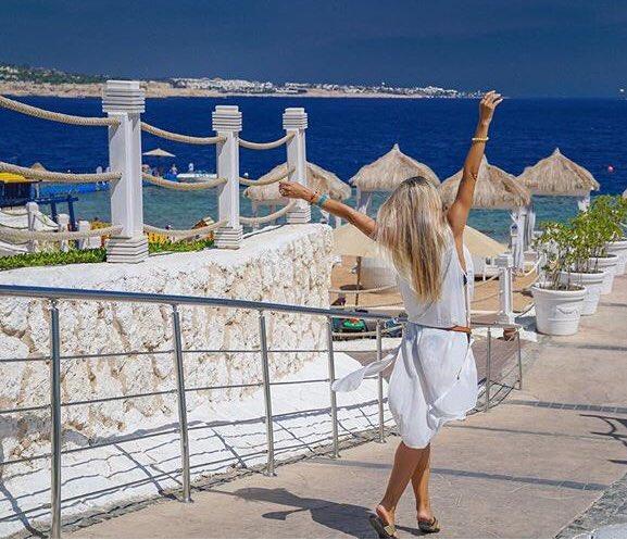 #Repost Hooray it's beach day!!  Instagram user: @oksaslutckaia   #SUNRISEResortsAndCruises #SUNRISEArabianBeachResort #RedSea #SharmElSheikh #ThisIsEgypt #Egypt #Vacation #Travel https://t.co/23RthXUqBy