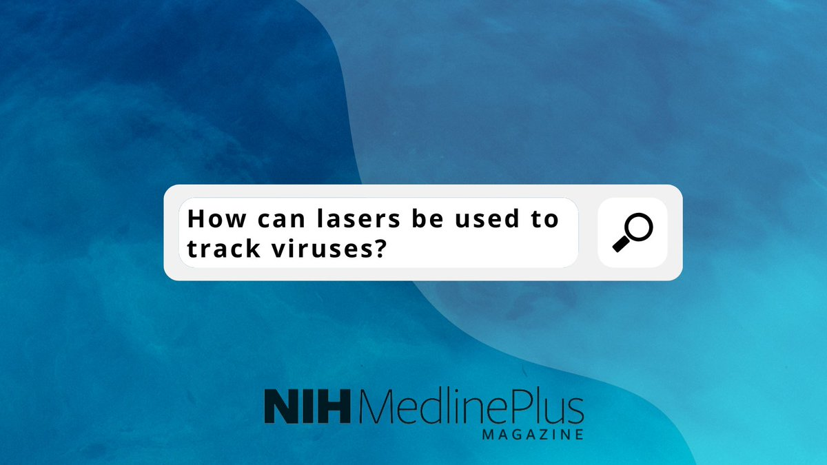 Ever wonder how many saliva droplets people can release while they're talking? @NIDDKgov  recently found out using #lasers! Click here to find out the answer: https://t.co/CIBO1Iy96Z https://t.co/wnj54CbNiN