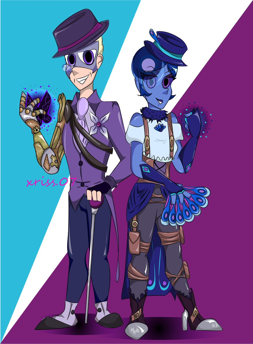 here I bring you the antagonists in the Steampunk style and what else do you want to see in this style  #MiraculousLadybug #Miraculous #miraculousnewyork #miraculosart  #myart #ArtistOnTwitter #digitalart https://t.co/maK0XutsuR