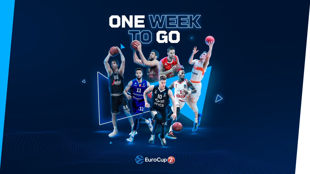 One week to go!! 👀  Are you excited?   #RoadToGreatness https://t.co/KB06QSfTxP