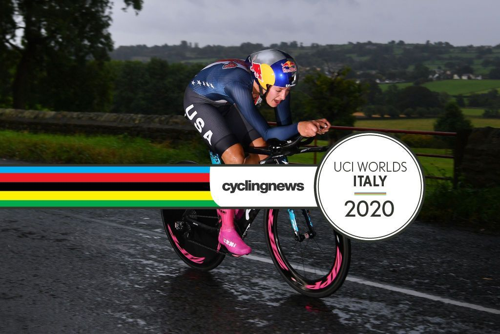 Imola World Championships: 5 riders to watch in the elite women's time trial  'It'll be interesting to see if Worlds can be won without any racing in my legs' says defending champion Chloe Dygert  https://t.co/gBKTMippMa https://t.co/A12nyV6jFa