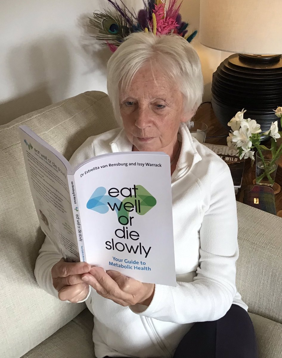 Our copies of Eat Well or Die Slowly have arrived! Hope yours have too #eatwell #realfood #keto #covid #wellnesseq https://t.co/jMjSvXyp5y
