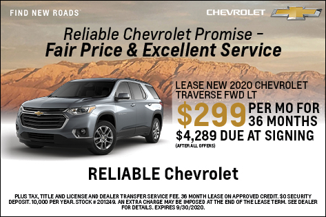 Reliable Chevrolet Reliablechevy Twitter