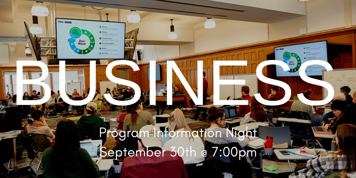 Are you interested in learning about the different  pathways in agricultural and food business?  Join us virtually next week for our Online Business &  Economics Program Information Night! To learn more  about this event and to register visit https://t.co/oqvrUS1yq7 #OntEd https://t.co/lGvn1MviQI
