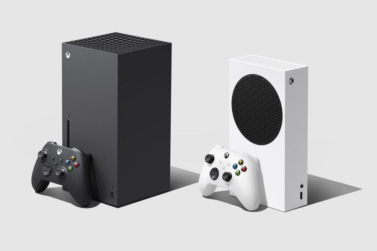 Xbox: las consolas de videojuegos Series X y Series S estarán en preventa en la Argentina en noviembre https://t.co/tSdAug2mMa https://t.co/2rkOXBE0SV