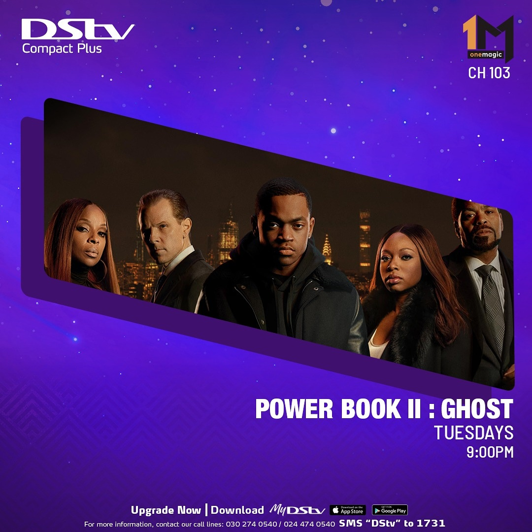 Monet and Tasha need to figure out their next move. Watch what happens on an all-new episode of #PowerGhost tonight at 9pm on 1Magic Ch 103 on Compact Plus. Upgrade NOW. https://t.co/c98XiIKpd5