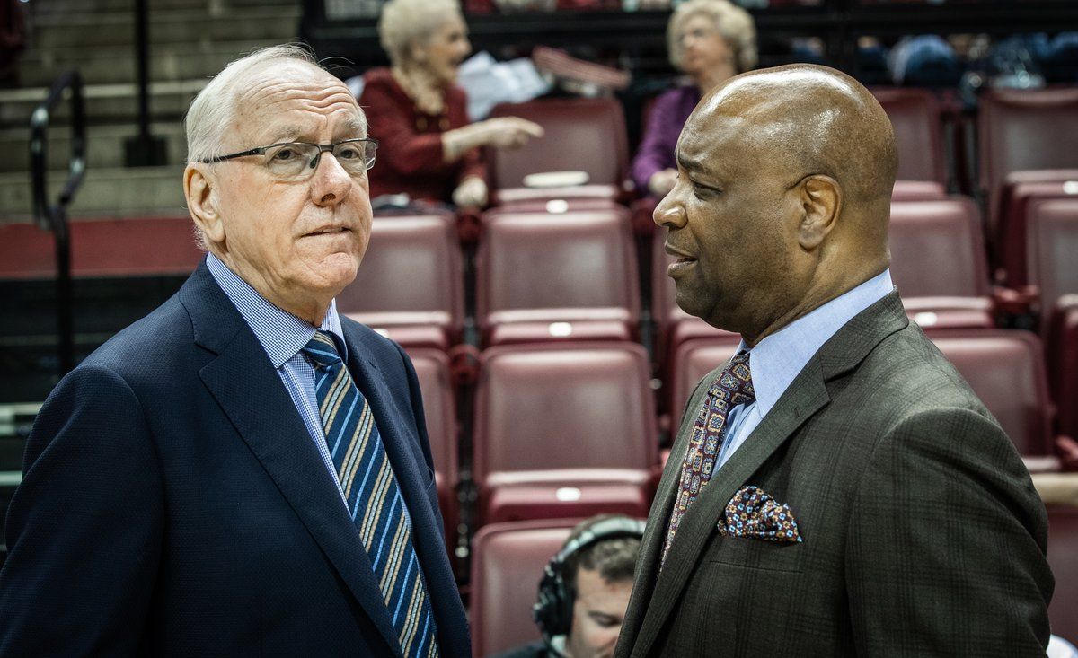 My colleague @FSUCoachHam and I have joined with all the mens basketball coaches in the ACC in supporting the NABC Coaches Voter Engagement Plan. We are committed to having all our student-athletes who are eligible register to vote.