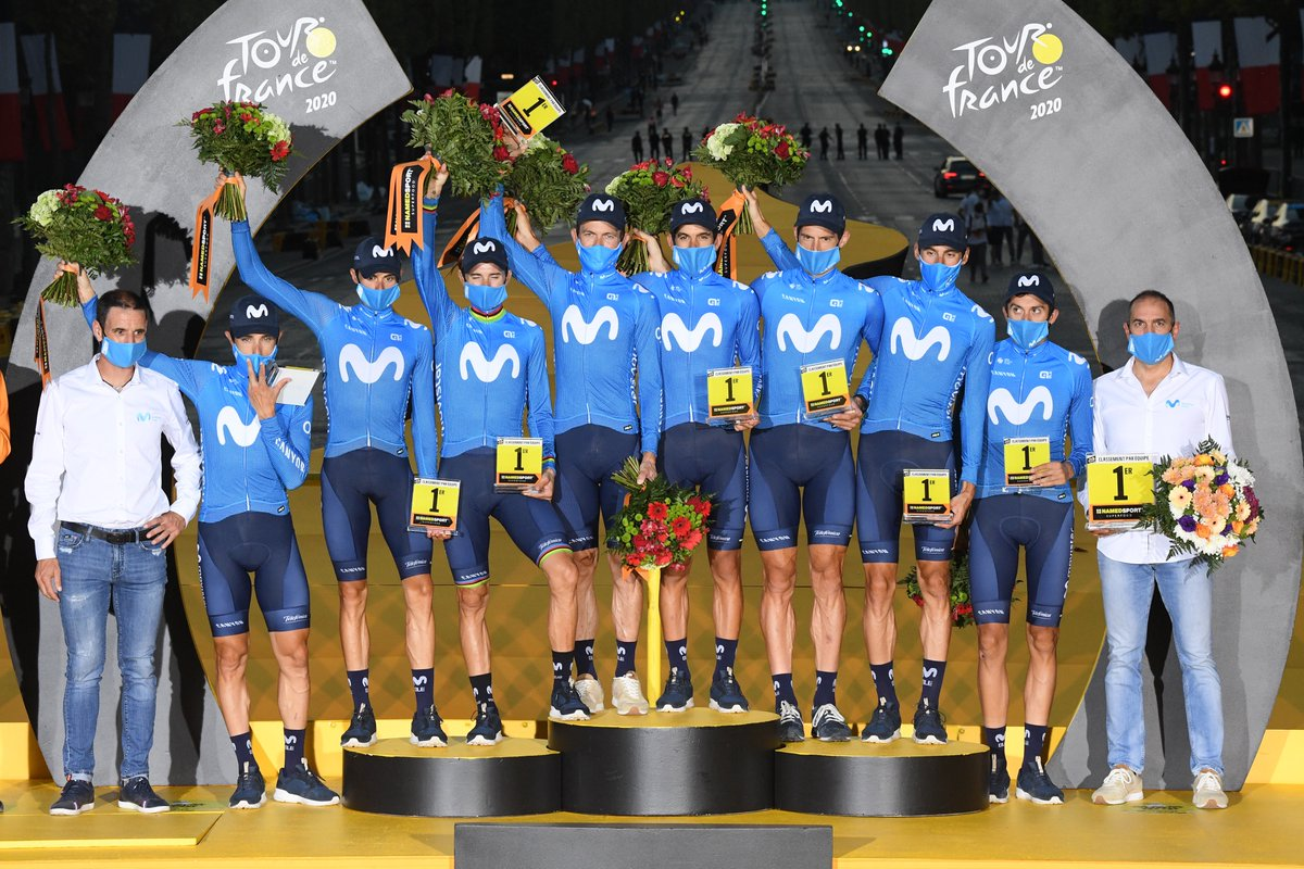 Want to win an ALÉ @Movistar_Team jersey? It's easy!  1⃣ Go to #ZippSpeed on Instagram and like photo below ⬇️ 2⃣ On that IG post, tag a friend & comment #makingyoufaster 3⃣ Follow @alecycling_us on Instagram  5 will win! (Must be in US or Canada to be eligible)  📷 @GettySport https://t.co/dlnWLRqYI9
