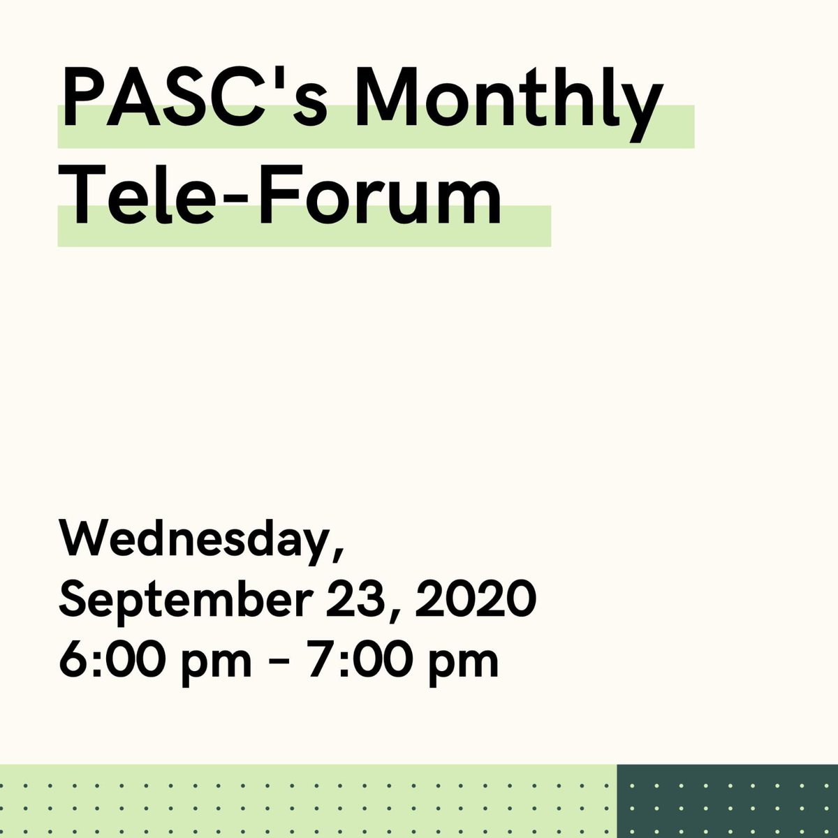 Join us for a discussion with Dr Jeffrey Gunzenhouser from the LA County Department of Public Health for a COVID-19 update.  Join by: Dial 877-229-8493  use i.d. code 111563 https://t.co/Nqr5eQCJrI  #pasc #pascla #ihss #consumers #providers #losangeles #LACounty https://t.co/XuEhwS2Zvw