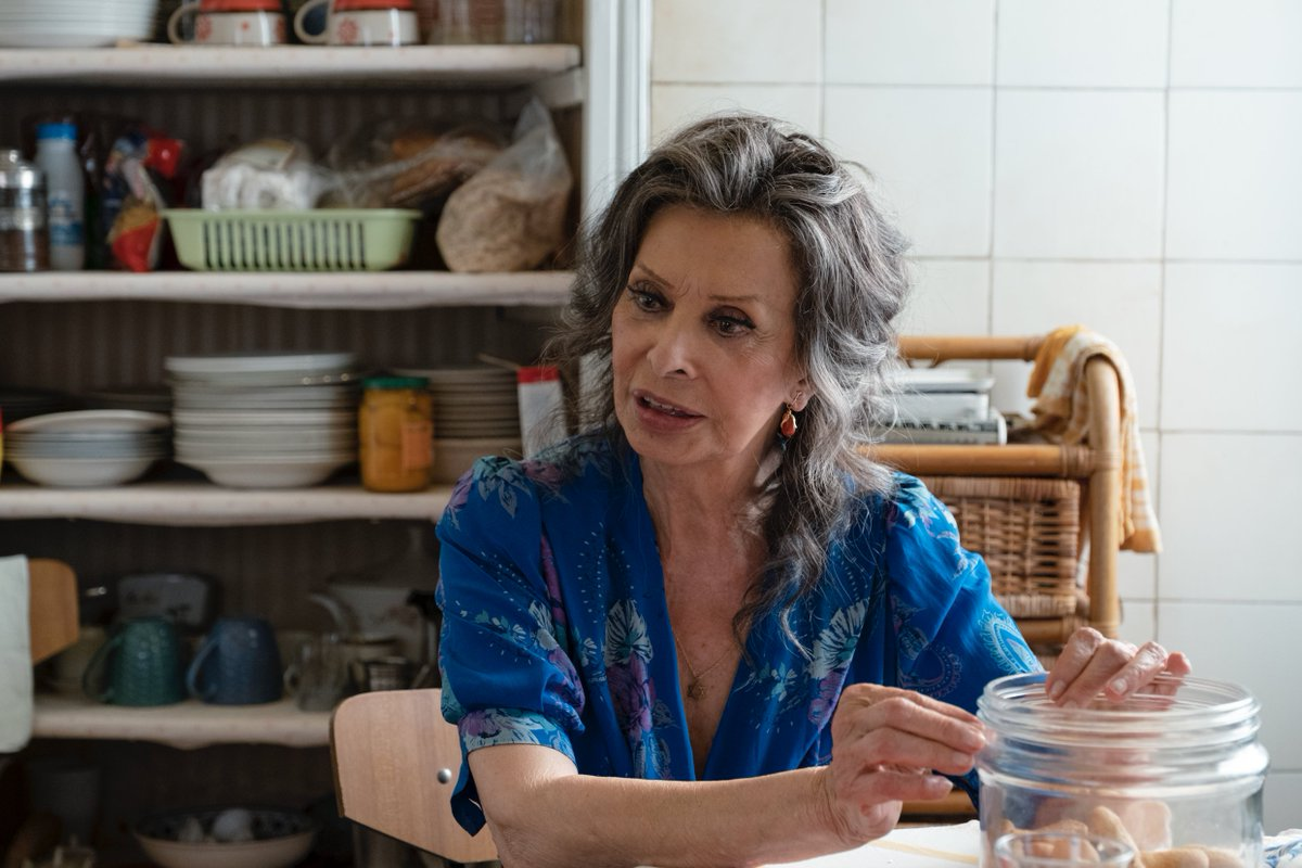 Sophia Loren returns for her first feature in a decade in THE LIFE AHEAD, directed by her son Edoardo Ponti. I loved portraying Madame Rosa. She is tough, she is fragile, she is a survivor. In many ways she reminds me of my own mother. THE LIFE AHEAD is on Netflix 13 Nov.