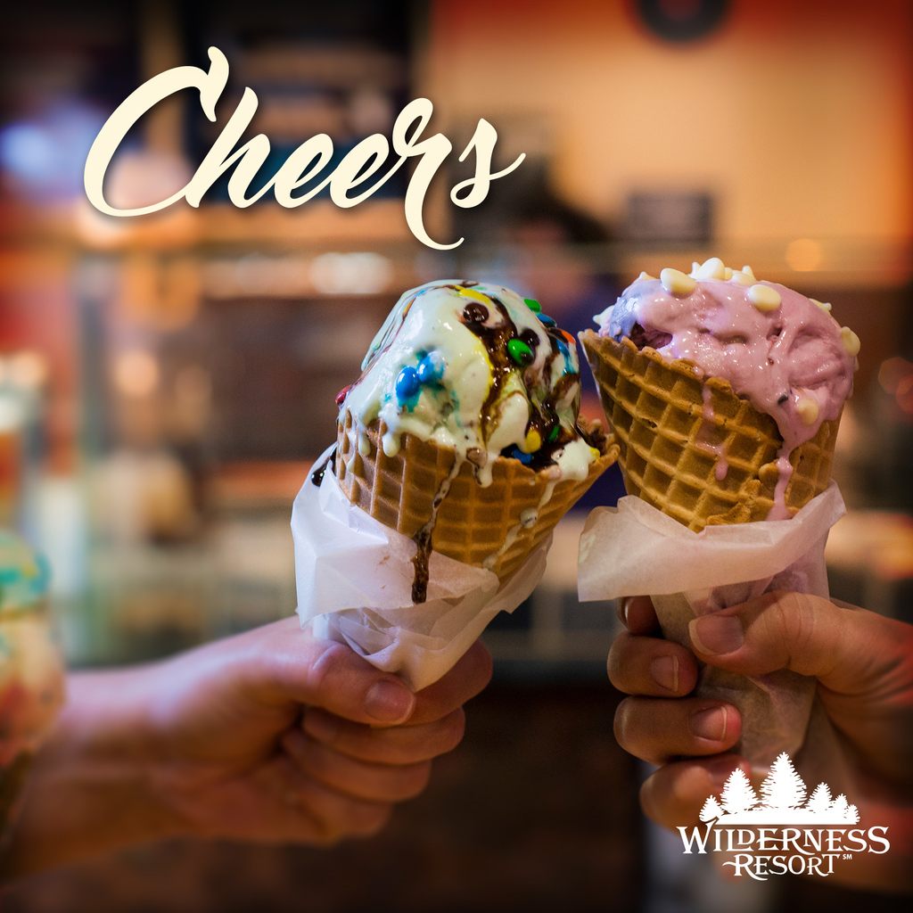 It's 🍦NATIONAL ICE CREAM CONE DAY!🍦 Stop by Pistol Pete's after 4 pm to celebrate!  #nationalicecreamday #icecream #frozentreat #wisconsindells #wisdells #wisconsin  #wisconsinliving #wearefamily #icecreamcone  #familygetaway #familytrip #familyvacation #waterfun #swimming https://t.co/ZhKGRzrw6W