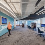 Image for the Tweet beginning: Goodbye, open #office. Hello, dynamic