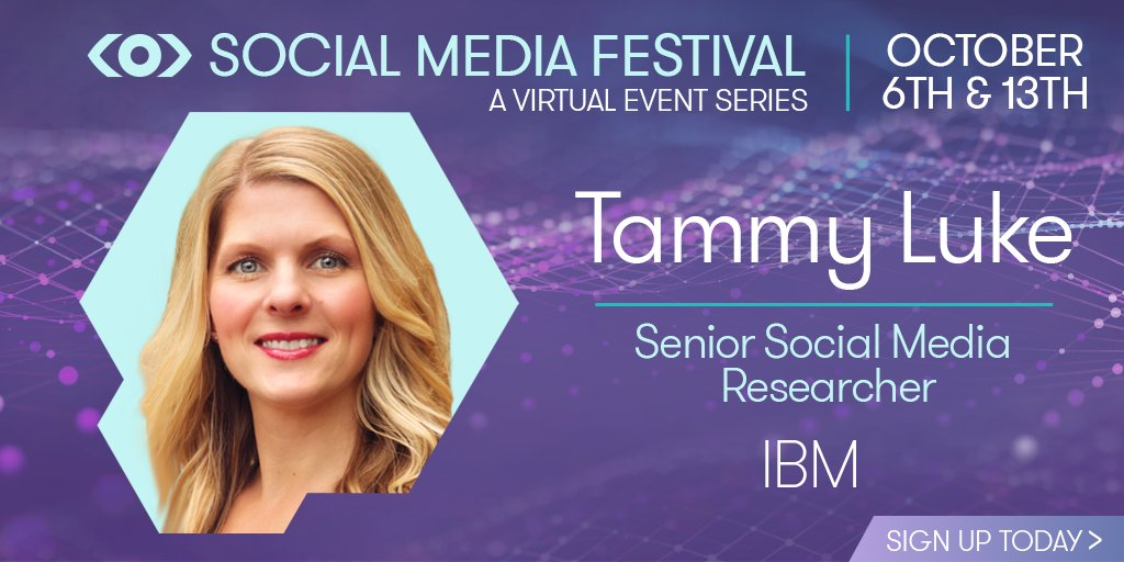 When it comes to creating content, every piece needs to be a touchdown. 🏈 @TammyLLuke will show you how to gather audience insights during her session at #MWSocialMediaFestival. Register for free: https://t.co/GgdYsoVo3R #socialinsights #socialmediatips https://t.co/MhSbkAKyrP