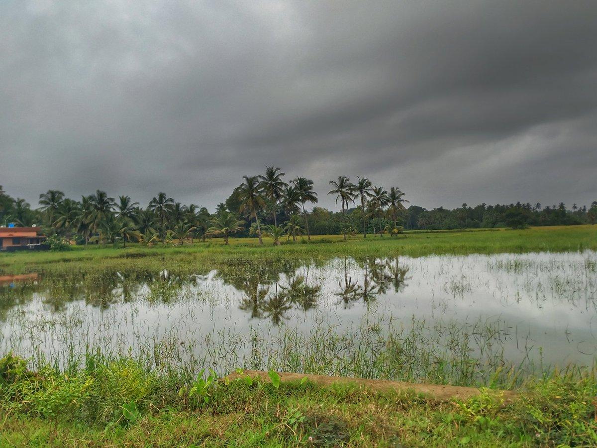 Monsoon charm, admar, Kapu #Udupi #landscapephotography #landscape #Monsoon2020 #monsoon #snapseed https://t.co/DtzQfw7W6K