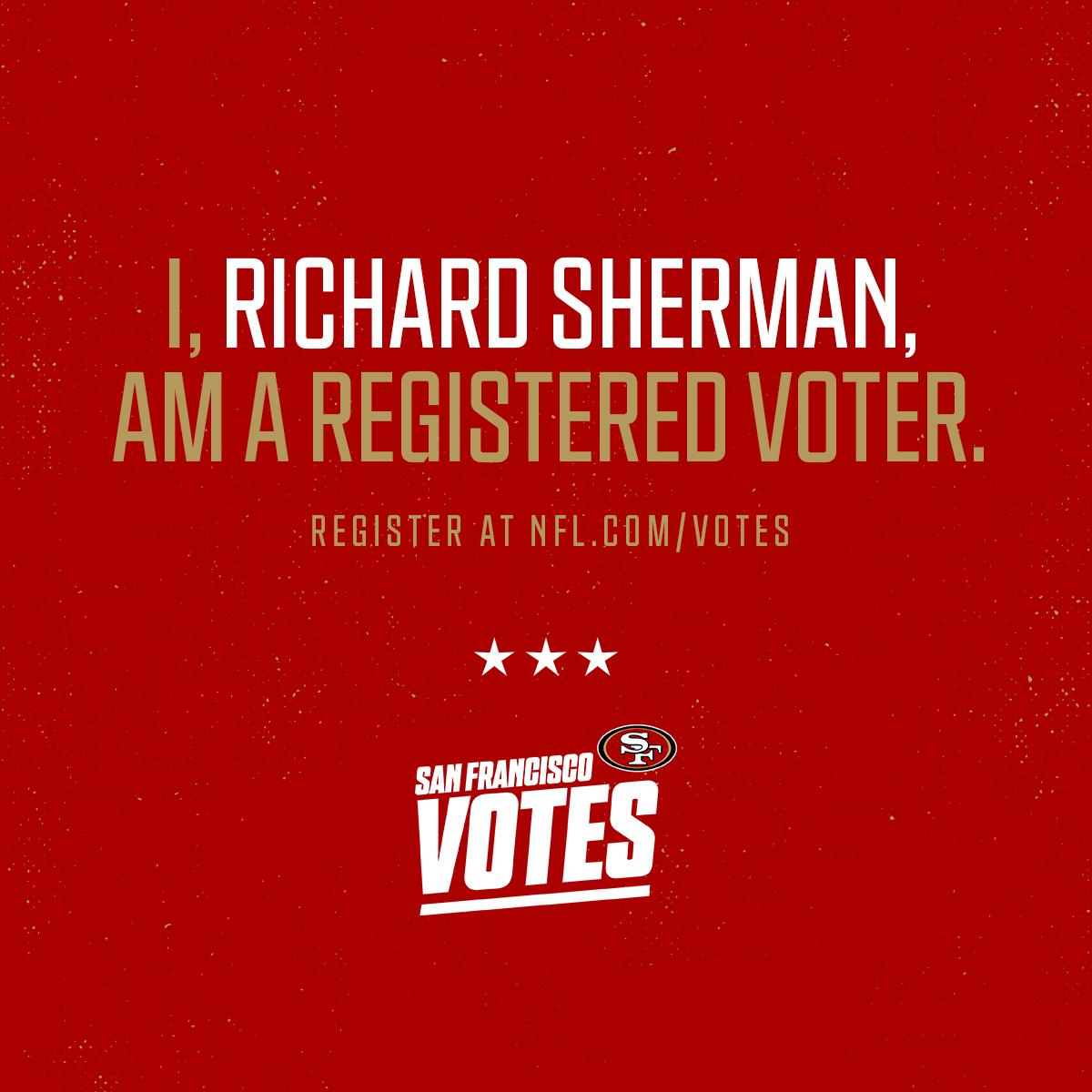 Register to vote atnfl.com/votes #NFLVotes
