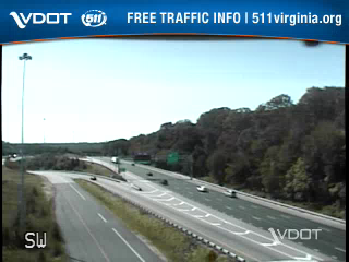 Here is a look at I-95 / MM 161 / SB / Occoquan River on this Tuesday afternoon near Lorton, Virginia: #STORMTEAM #vawx #dcwx https://t.co/4KUobh2MJj