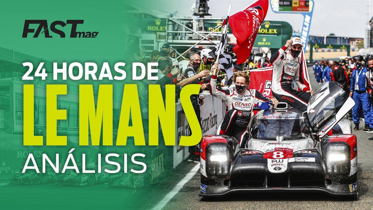 """¡MESA DE ANÁLISIS!  @scuderiargz, @elzurdojalife, @EOlmos y nuestro invitado @ramonosorio319 analizan las """"24 Horas de Le Mans"""" y hacen una crítica a los planes del #WEC a futuro.  ¡No te la pierdas! --> https://t.co/4s7NT6nDyY https://t.co/wfHSLPHSmq"""