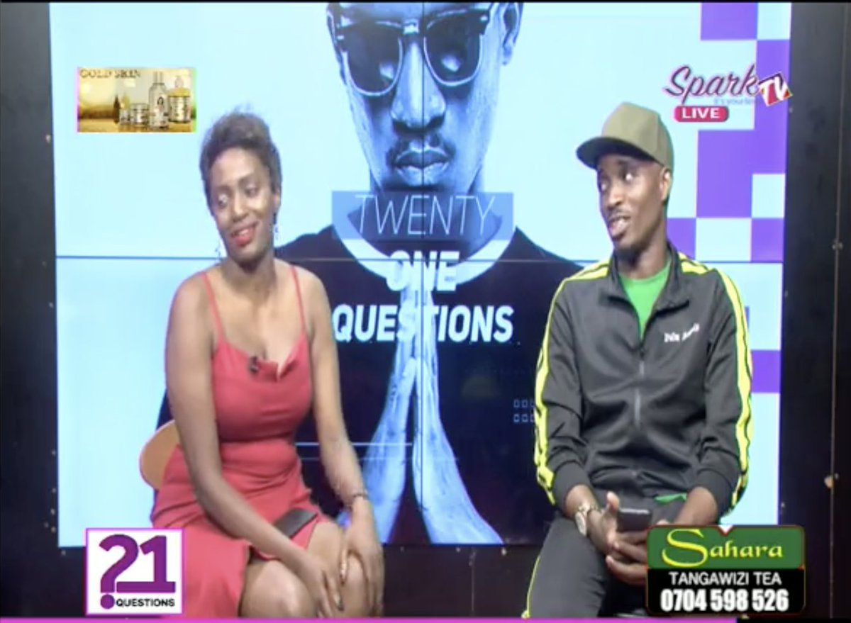 ON AIR: #21Questions We have Ssendi Mosh to share with us his reasons for joining politics, Is he thinking of quitting the media soon? Join Caroline Marcah to find out more  We are Live on Spark TV   Facebooklive https://t.co/BcyBBdYSum