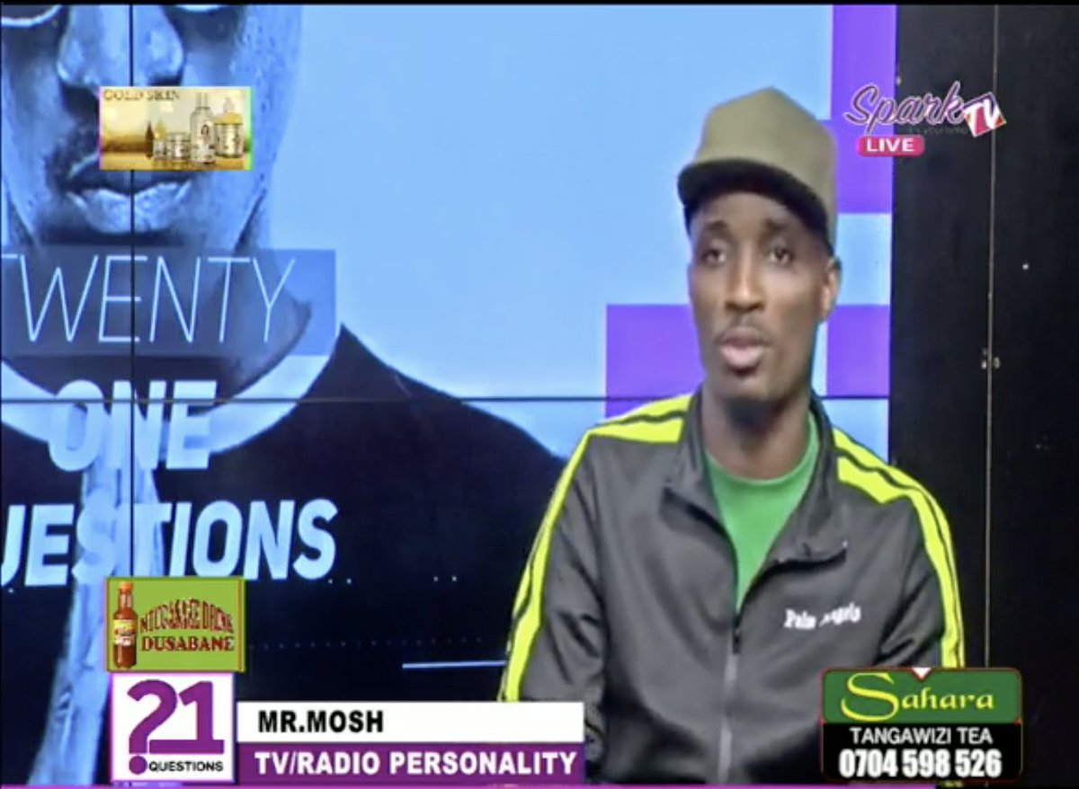 Mr Mosh has confirmed that he will be contesting for Makindye East 3 division mayorship seat come 2021. He says that his main focus will be on skills development #21Questions https://t.co/7oGZy7rpuQ