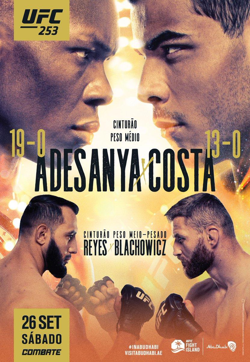 Combate traz duas disputas de cinturão no UFC 253 e Shooto Brasil 101 neste fim de semana https://t.co/da2DSnnNEF https://t.co/gEjD36D9gN