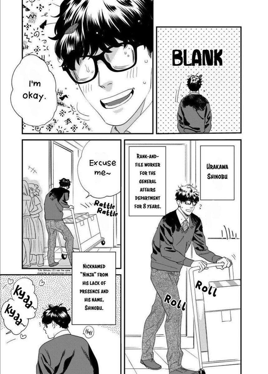 The transformation of this guy is 🔥🔥  Title: Sonna ni Iu Nara Daiteyaru #yaoi #yaoiboy #manga #yaoimanga #seme #uke #seke #boyslove #niyama https://t.co/QKsnAbN2IT