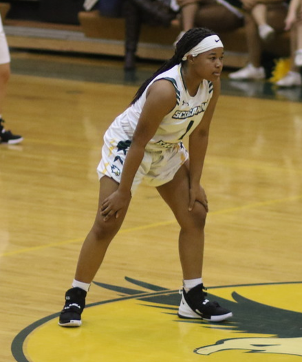 Our 2019-20 #SVGBB Rookie of the Year Award goes to Ja'Zaiya James. She joined our SVHS family as a sophomore and contributed often & early. We are very excited to see what the next two seasons hold for her. Come join the SVGBB family! #Congrats #svhs #germantown #awards #rt #wbb https://t.co/SFq7NK8xeg