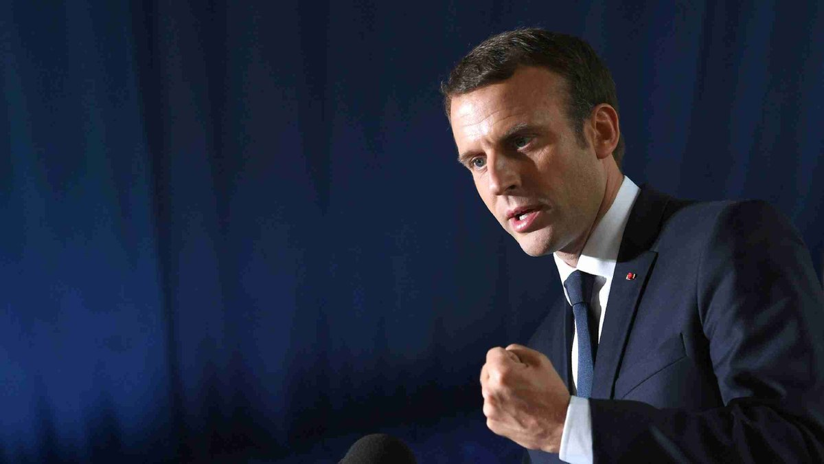 """test Twitter Media - #BREAKING French President Macron said that Europe """"will not compromise"""" with US over Iran sanctions, according to the AFP. https://t.co/Z4KaDdMnxL"""