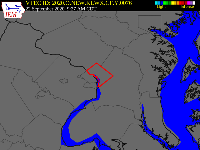 Areas affected: District of Columbia  ...COASTAL FLOOD ADVISORY EXPIRED AT 2 PM EDT...  High tide has passed and water is receding.  #DCwx https://t.co/d3hEaMOj4B