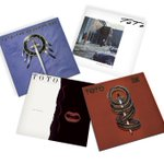Image for the Tweet beginning: TOTO  Remastered Individual Albums Available
