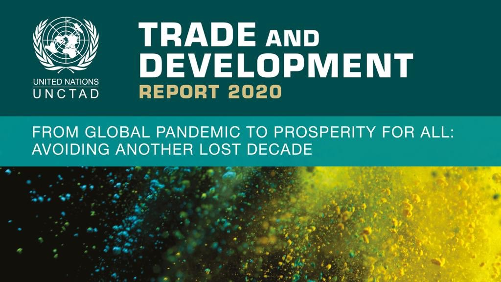 COVID-19: UNCTAD warns of 'lost decade' if countries adopt austerity as post #coronavirus policy solution in new #TradeDevReport.   @UNCTAD says coordinated public action is urgently needed for a better economic recovery. https://t.co/1ViULCXKsF https://t.co/9iQEnm9T1v