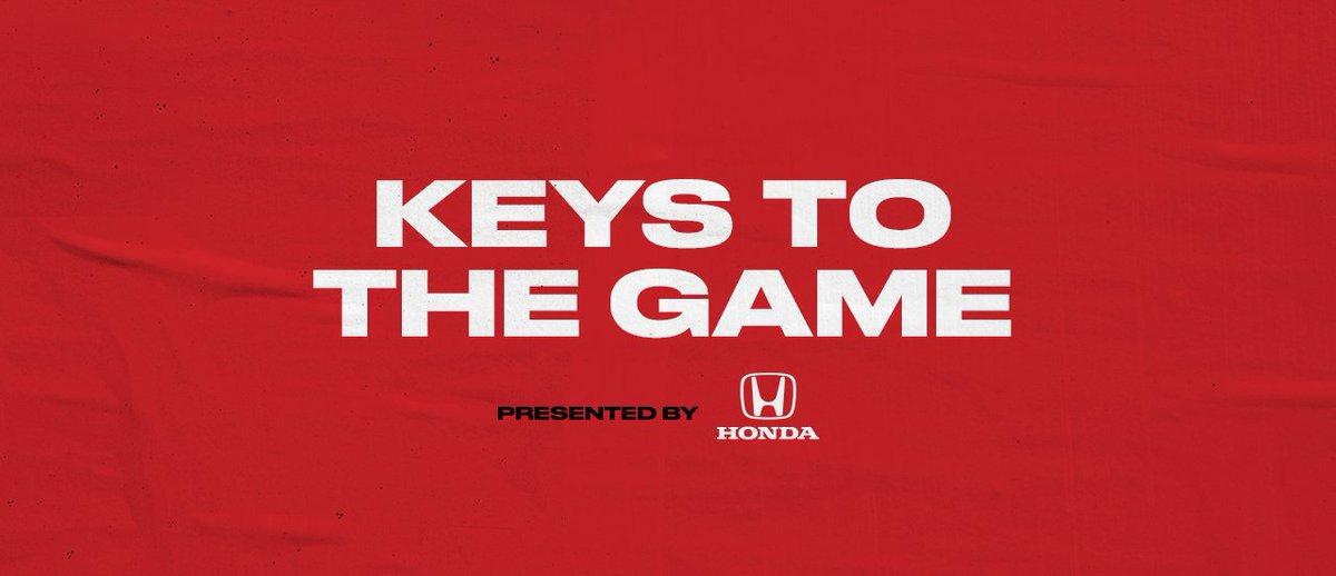 Check out 𝑲𝒆𝒚𝒔 𝒕𝒐 𝒕𝒉𝒆 𝑮𝒂𝒎𝒆, pres. by @Honda 📰➡️ win.gs/33Pqhbf #MIAvRBNY | #RBNY