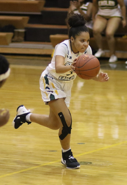 Our 2019-20 #SVGBB Most Improved Player award goes to Adryanna Blocker. Improving in all areas of her game with each passing day. A defensive minded & mentally tough player who plays with high intensity. Come join the SVGBB family! #Congrats #svhs #germantown #awards #rt #wbb https://t.co/XSpUffpdbz