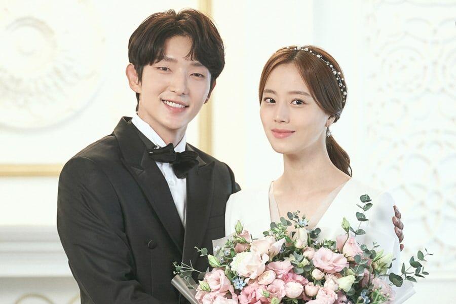 "#LeeJoonGi And #MoonChaeWon Are A Happy Couple In Wedding Photos For ""#FlowerOfEvil""  https://t.co/K2JTErKcso https://t.co/9fDzQySXLk"