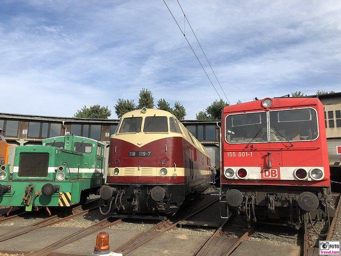 Trotz Corona gab es die Bahnaktionstage 2020 im BahnBe