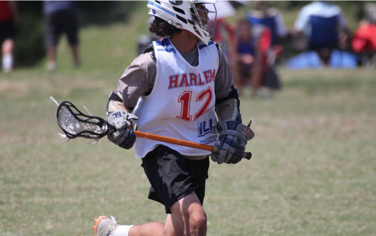 """#HeardFromHarlem is back @Inside_Lacrosse !! It's time to pause and listen to HL Alum, and current Haverford College student athlete, Eli Vega, in a piece he titled """"Steps For the Lacrosse Community to Fight Racism"""".  https://t.co/sRlCauJCCq https://t.co/uqmZ0NyKCK"""