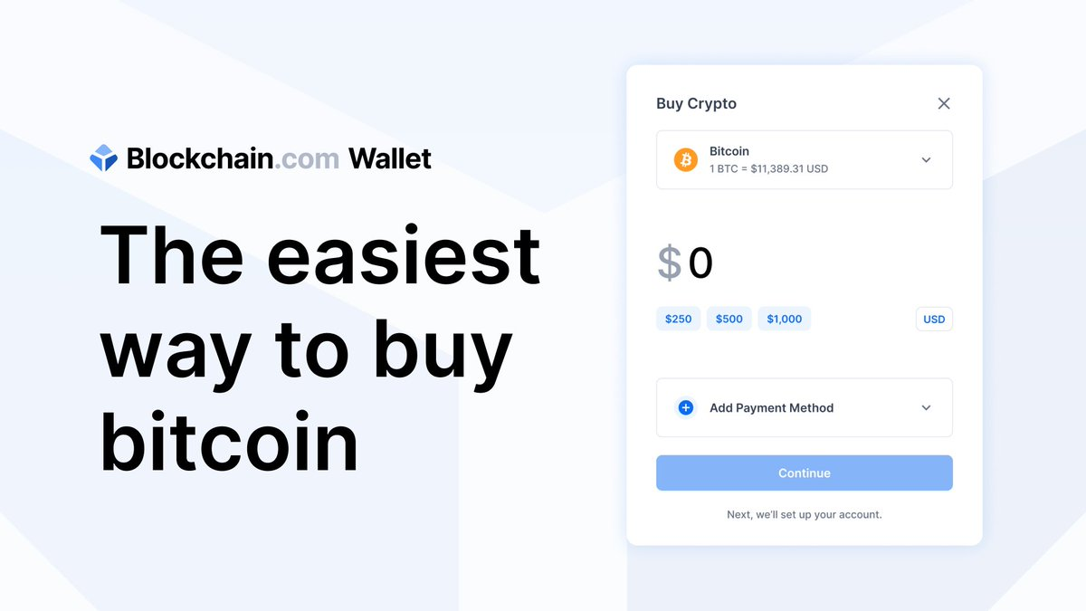 We created the fastest, easiest way to buy #crypto -- right in your https://t.co/0DZyULavbV Wallet.  Fund your Wallet directly or with a card. 💳    See just how seamless it is for yourself: https://t.co/W9lucZXQlI https://t.co/V9GrLfCHtt