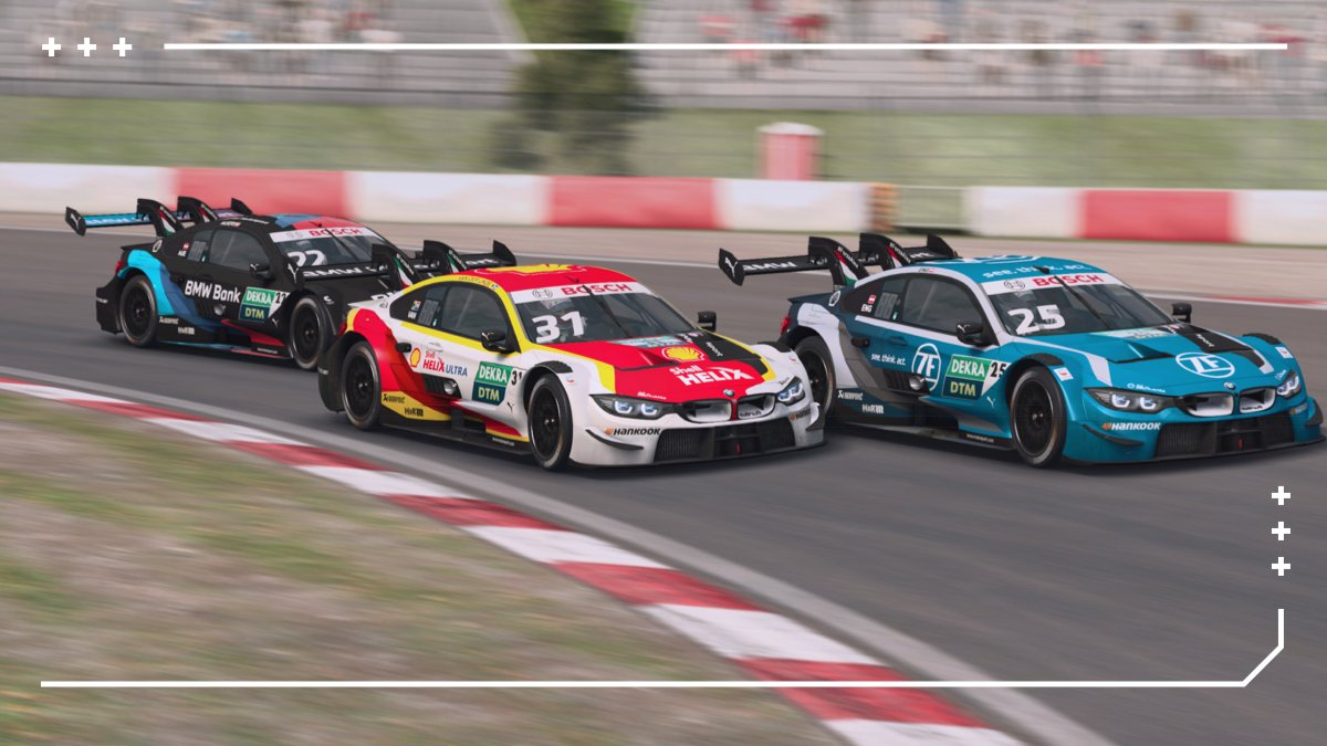 Want some action?  Indulge in the impressions of the first round of the @DTM Esports Championship. 🚀  #BMWSIM https://t.co/TviJBmy1NQ