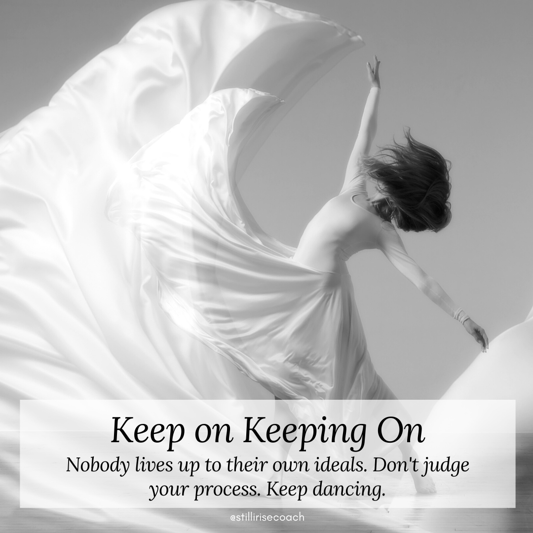 Keep dancing, Love. Even if it's just in your mind.  #keepdancing #letloose #keepitlight #movement #magic #flow #grace #joy #freedom #uplifting #keeponkeepingon #gwenstevens #followyourbliss #soulpurpose #lifecalling #stillwerise #stillyourise #stillirise #stillirisecoach https://t.co/xzzJMha2Za