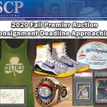 Image for the Tweet beginning: Consign your valuable basketball memorabilia