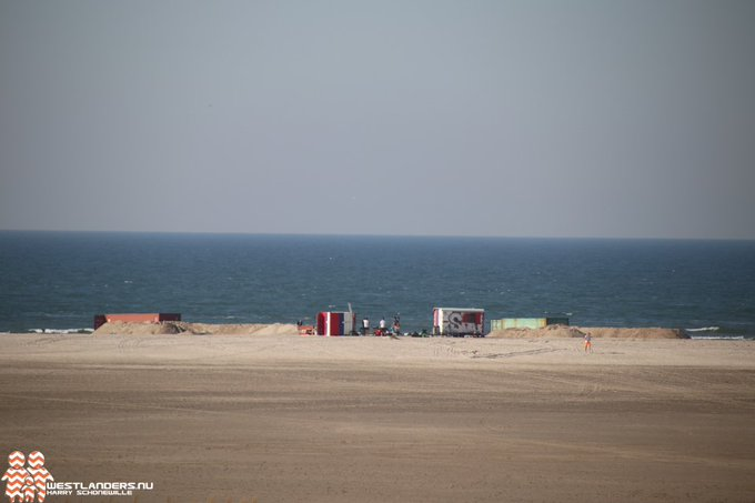 Wat doen die zeecontainers op de Zandmotor? https://t.co/LTEab4LxGy https://t.co/ghzd6cwTCI