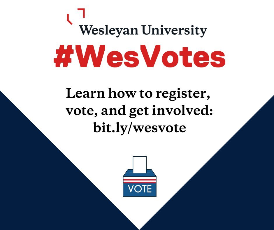 test Twitter Media - Are you #VoteReady?   Visit the #WesVotes website for guidance on registering to vote and getting involved! ☑️ https://t.co/gZqpvJeOS4  #NationalVoterRegistrationDay  #WesEngage2020 https://t.co/zkyuzSpeLg