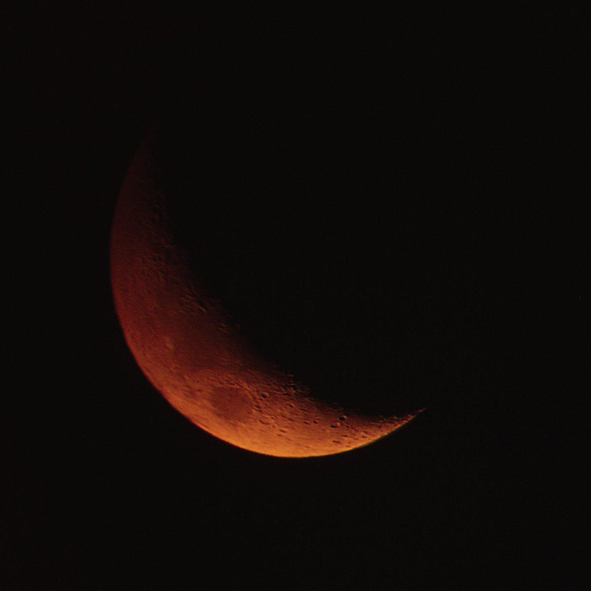 Dün gece Ay.  #astrofotografi #astrophotography #ay #moon #telescope #teleskop https://t.co/J4VK0ovV4f