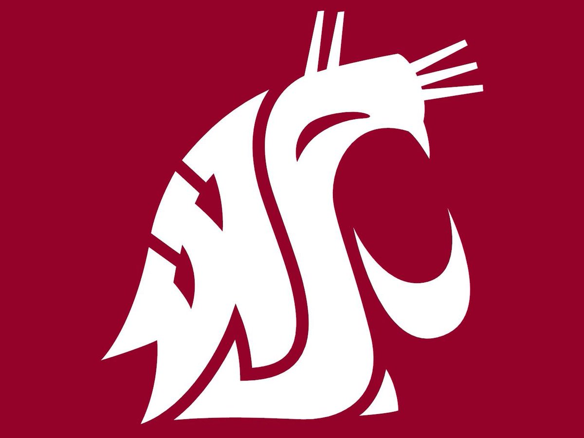 Blessed to say that I have received my first D1 Offer from Washington State University!! https://t.co/G9AY59SswF