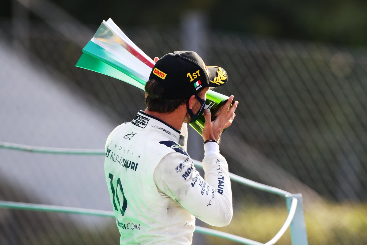 #ItalianGP #alphatauri  #F1 #monzagp #pierregasly https://t.co/5XAmEzSVmP