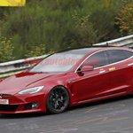 Image for the Tweet beginning: ICYMI, 2022 Tesla Model S