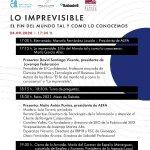 Image for the Tweet beginning: Impulsalicante y Aepa analizan en