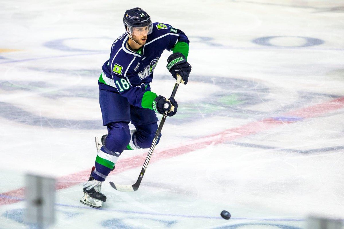 Mariners bring back reliable forward for season three  BY:  #CHL #ECHL #JuniorHockey #MaineMariners #MichaelKeeley #Monarch #Monarchs #NewHampshire #PhiladelphiaFlyers #PremierLeague #RileyArmstrong #RyanFerrill #SPHL #TheMariners https://t.co/GjRJZNBVaH https://t.co/EY4dK0ktD4