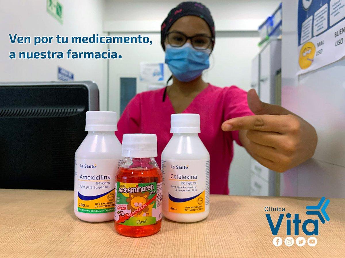 Encuentra tus #medicamentos en nuestras #instalaciones y sin trasladarte a otro #lugar. ° ° @clinicavitaladorada  #Farmacia #ladoradacaldas #tusaludprimero https://t.co/Cw40QNKyz3