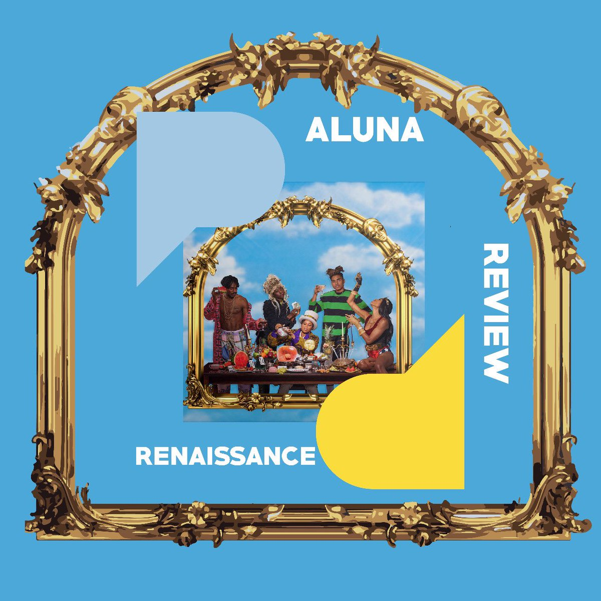 #Review Aluna: RENAISSANCE. MB IQ: 7.8 #Hot #New #Music #Art #Trend #Pop #Dance #Funk #Revolution #Art  https://t.co/yjqFP4ACZI https://t.co/28ld1zdLaR